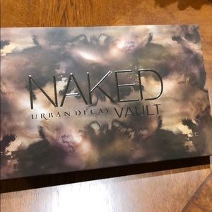 Urban Decay NAKED Vault collection